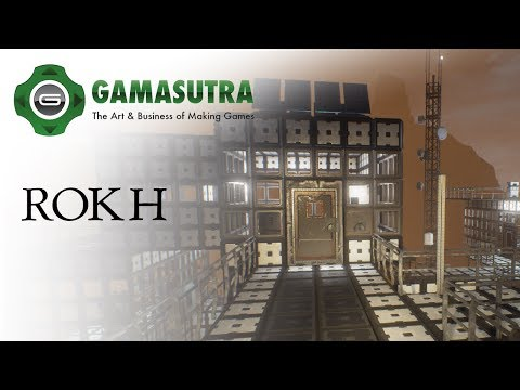 Gamasutra Plays Rokh with #gamedev leads Viktor Antonov, Randy Smith, and Vincent Marty
