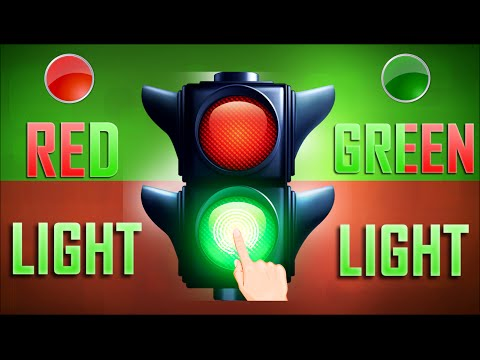 Red Light Green Light Tap Game - Android Apps on Google Play