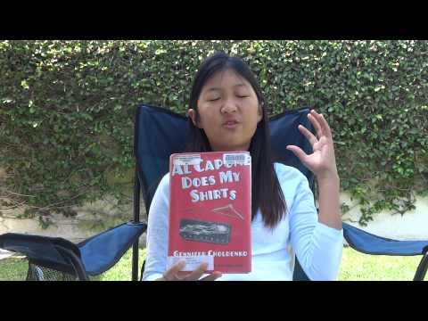 [Book Review] Al Capone Does My Shirts 알카포네의 수상한 빨래방
