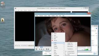 Как вставить звуковые дорожки и субтитры в AVI видео