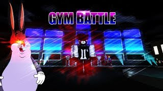 1st GYM BATTLE | ME VS NAYA | LOOMIAN LEGACY ROBLOX