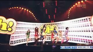 소녀시대 (SNSD) - OH! Razak stage mix