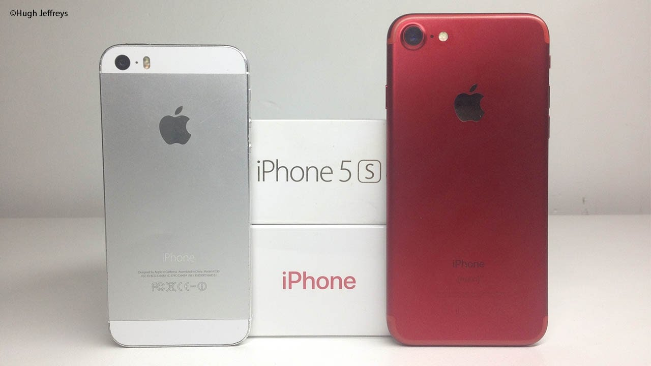 length of an iphone 5s iphone 5s vs iphone 7 ios 10 3 1 should you upgrade 2130