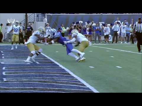 """Anthony Miller #3 Highlights """"Walk On to Superstar""""⎮2015-2017⎮All - American Receiver"""