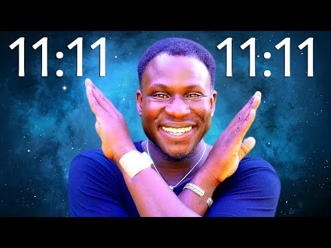 1111 - (The Meaning Of 1111)... & Why You're Seeing It NOW