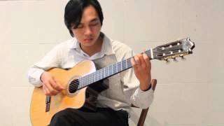 DONA DONA - Guitar Solo (Độc Tấu Guitar) - Guitarist Nguyễn Bảo Chương