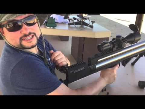 Slayer American Air Arms .357