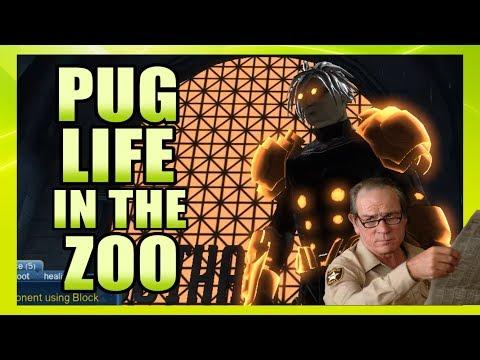 DCUO PUG LIFE | Gotham Zoo Raid | DCUO Test Server