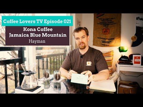 Kona and Jamaica Blue Mountain - by Hayman Coffee