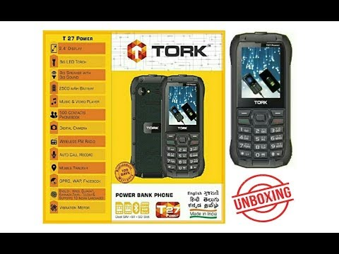 [Hindi] TORK T27 POWER Unboxing | Made in India |