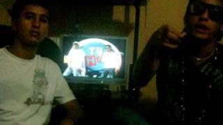 angelito y kaziel precentando su tercer sencillo maniatika YouTube Videos