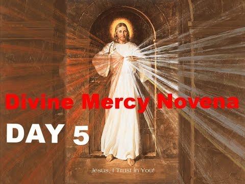 Divine Mercy Novena - Day 5