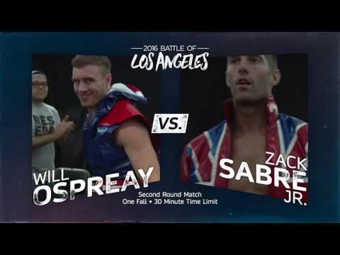 PWG - Preview - 2016 Battle of Los Angeles - Stage 3