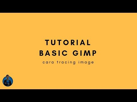 Cara Mudah melakukan Tracing dengan GIMP thumbnail