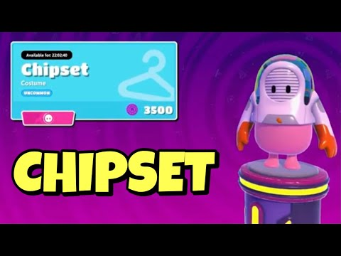 Fall Guys Item Shop CHIPSET!!! (MAY 17TH, 2021) [Fall Guys Ultimate Knockout]