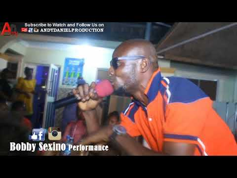 ADTV  PRODUCTION @ BOBBY SEXINO PERFORMANCE IN TOMOTEE HOTEL