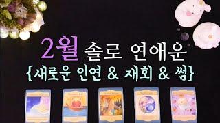 [타로/연애운] 2월 솔로 연애운❄❄ (+주간별 연애운)