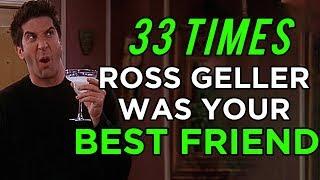 33 Times Ross Geller Was Your Best 'Friend'