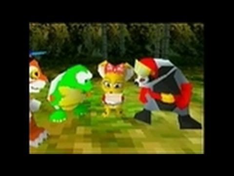Diddy Kong Racing DS Nintendo DS Gameplay-Cinematic - YouTube