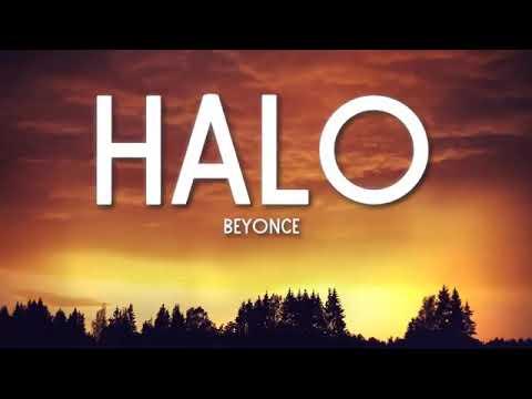 Halo(lyrics)-beyonce