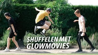 GEKSTE SHUFFLE MOVES! - Vragenrondje met Jesse (Glowmovies)