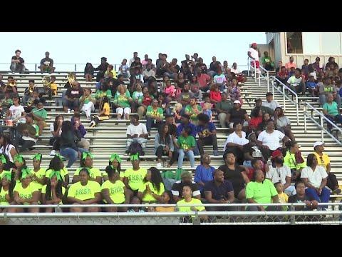 Jackson-Olin New Middle School Football Team