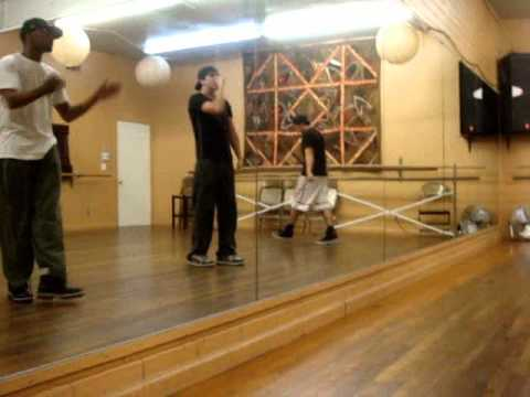"MICHAELANGELO ""Let Me Love Ya"" Rehearsal Footage"