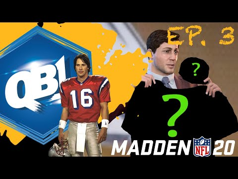 MADDEN NFL 20 - FACE OF THE FRANCHISE - QB1 - I HAVE TO GO PLAY WHERE??? - EP. 3