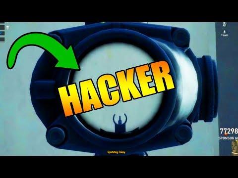 100% Wall Hacker Spotted in Conqueror Tier Rush    PUBG Telugu