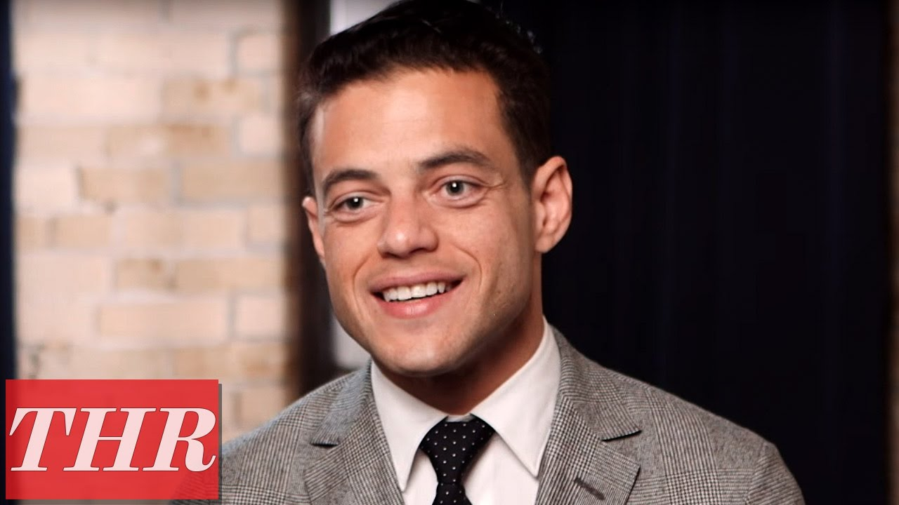 Rami Malek Talks Mr Robot Vs Buster S Mal Heart Tiff 2016 Youtube
