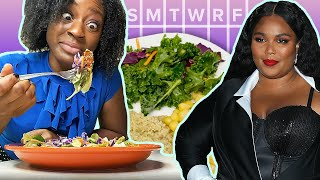 We Ate Lizzo's Vegan Recipes For A Week