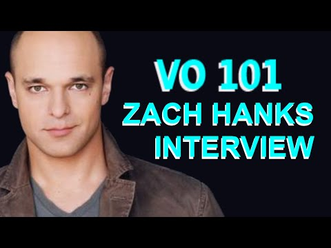 VO 101 Zach Hanks Interview