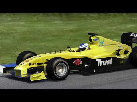 Download Assetto Corsa: Silverstone old layout 1997-2009 (WIP) - Track cameras test