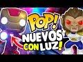 Los NUEVOS Funko POP Con LUZ, Spider-Man Into The Spider-Verse y MAS