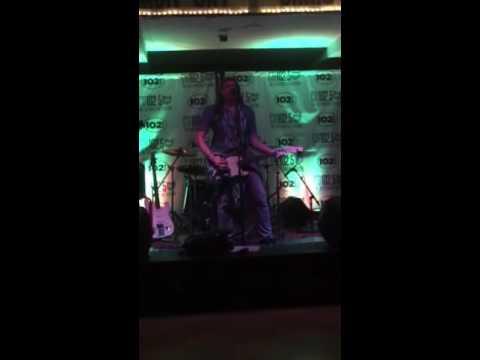 The Brian Clash Band at the big room bar 7-15-16