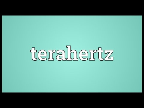 Header of terahertz