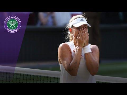 Angelique Kerber - 'It's a dream come true'   Wimbledon 2018