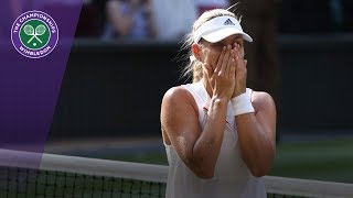 Angelique Kerber - 'It's a dream come true' | Wimbledon 2018