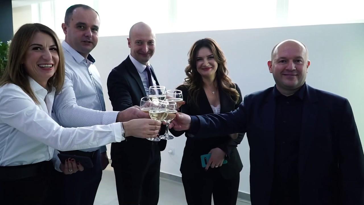 Відкриття найбільшої бренд-зони Західної України Hansgrohe у Керама Маркет