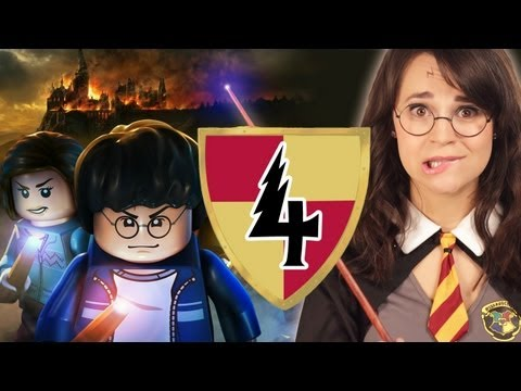 Get Lets Play Lego Harry Potter Years 5-7 - Part 4 Pics