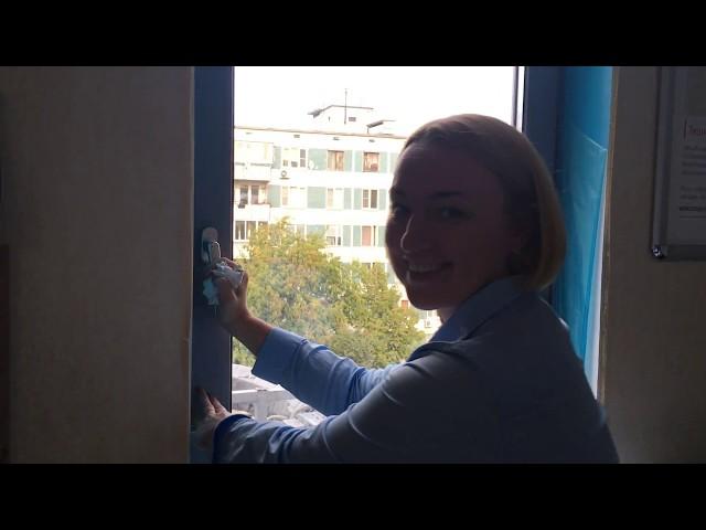 Пластиковые окна в Митино. Что такое заглушка паза штапика?