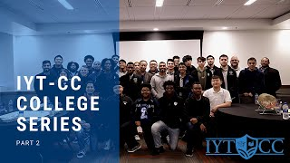 College Series: IYT-CC Part 2 (6.18.20)