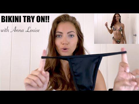 Bikini Try On!! Anna Louise