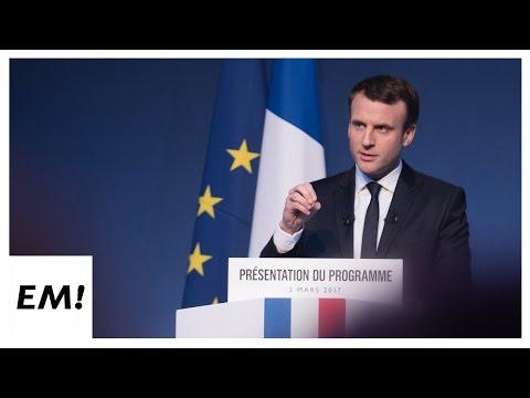 Présentation du programme | Emmanuel Macron