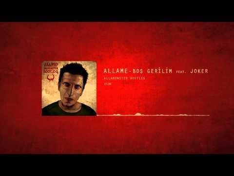 Allame - Boş Gerilim Feat. Joker (Official Audio)