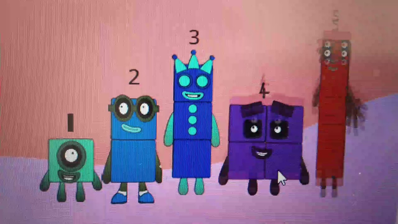 Download Numberblocks Intro In G Major