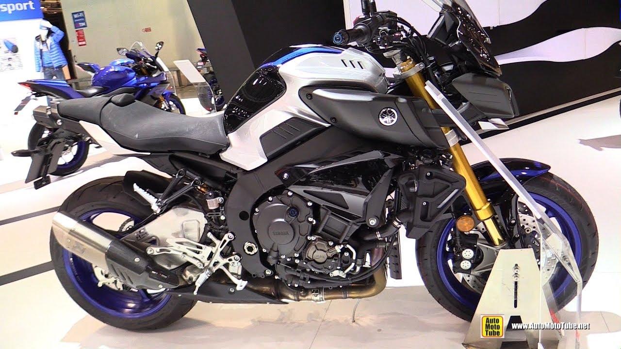 2019 Yamaha MT10 SP - Walkaround - 2018 EICMA Milan