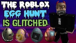 Die Roblox Eierjagd ist GLITCHED!!! 9 Freie Eier!