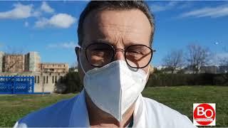"""Vaccinazione al Perrino, il primario Pietro Gatti:""""Adesione in massa del personale sanitario"""""""