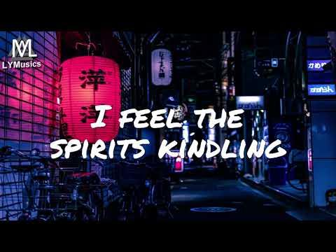 WEI X TEGA - Spirited (Lyrics)